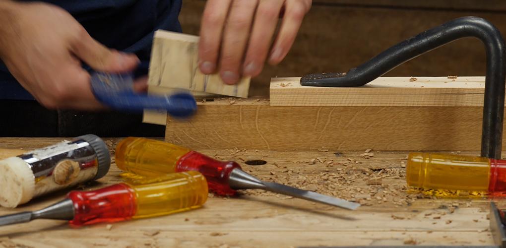 Carpintería: el conjunto de herramientas ideal