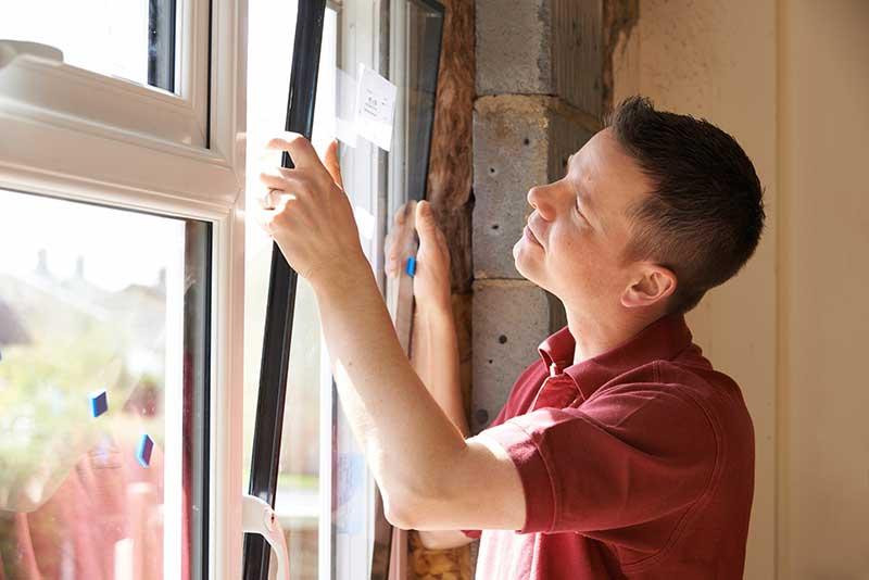 Cómo cambiar una ventana rota fácilmente …