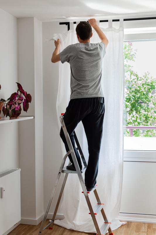Brico Tip: ¿Cómo instalar una barra de cortina?