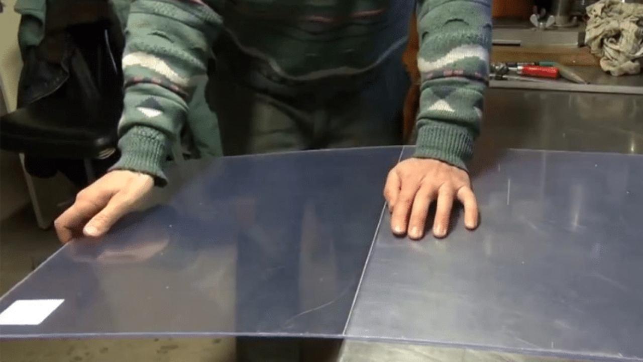 Cortar plexiglás: cómo hacer sin rebabas …