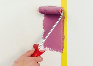 Sugerencia: aplicar cinta de pintor.