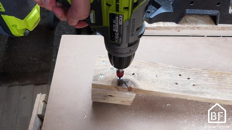 Propósito de fo ot paletas de madera-