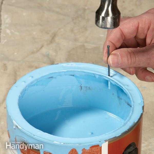 Consejo práctico: ¿cómo conservar la pintura?
