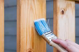Pintar palets de madera