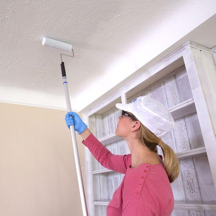 Brico tips: ¿cómo pintar una pared o un techo?