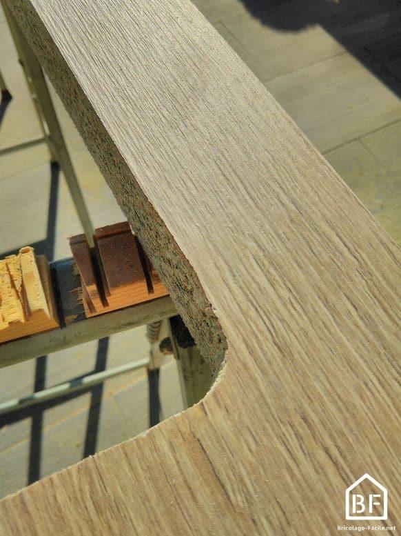 Como cortar un encimera o fregrader de madera para tu cocina