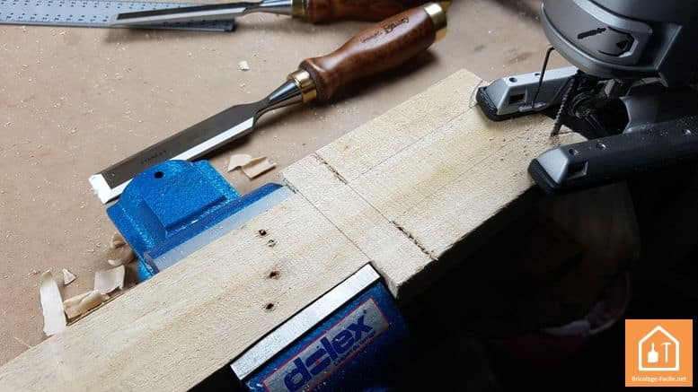 Espada de madera-recorte de la forma