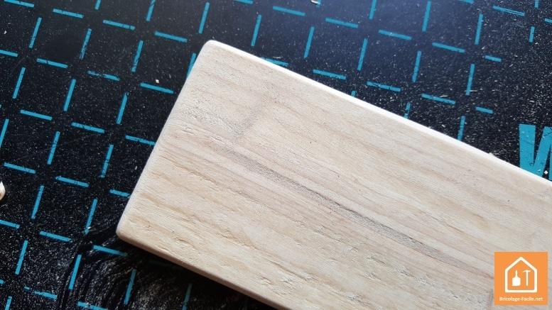 Gancho de paleta de madera