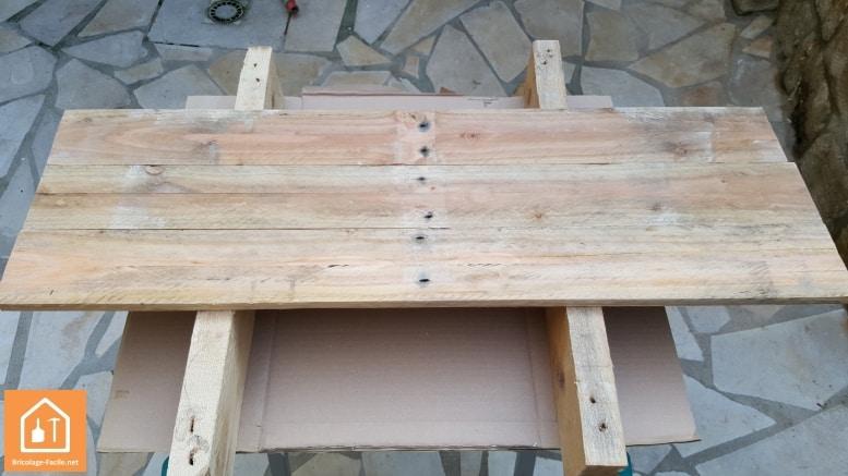 Hacer una bandeja de palets de madera: tutorial, bricolaje …